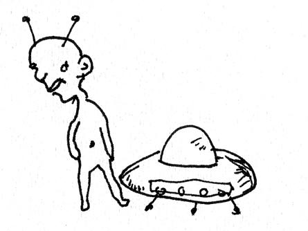 ufo guy